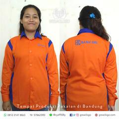 26.Kemeja Seragam Bank BRI (1) (greaclogo) Tags: konveksi kaos jaket baju seragam tshirt polo poloshirt topi bikinkaos kemeja