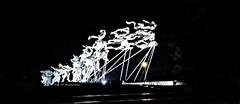 Rise From The Dark (Anwarrovic) Tags: sculpture statue art outdoor surabaya