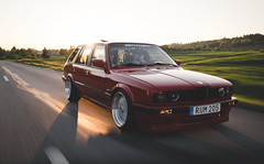 (DrowsyPotato) Tags: bmw e30 car cars stance stancenation stanceworks speedhunters speed hunter hunters bimmer beemer rolling shots photography