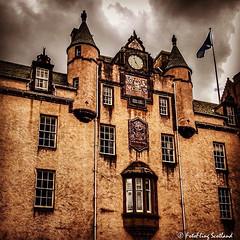 Fyvie Castle (FotoFling Scotland) Tags: aberdeenshire fyviecastle nationaltrustforscotland castle fotoflingscotland
