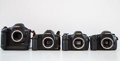Odd Canon's (Keith Midson) Tags: canon cameras camera 1d 3 5d 7d 1d3 1dmarkiii eos