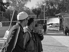4ème rencontre nationale de la photographie de Laghouat (Graffyc Foto) Tags: 4ème rencontre nationale de la photographie laghouat exposition place des oliviers dz algerie photo graffyc foto 2017 fujifilm x30 nb noiretblanc