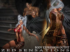 Body Expression outfit AD (Zed Sensations) Tags: evemesh silks fitmesh arabian roleplay fantasy fae fairy elven dress outfit skirt top panty clothing pulpy slim physique hourglass isis freya curvy fine fashion short zed sensations eve maitreya slink belleza tonic