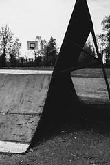 Just do it. (Chromographics) Tags: schwarzweis blackandwhite blacknwhite blackwhite bnw streetstyle streetphotography streetphoto street basketball adidasoriginals justdoit adidas nike skateboard skatepark skate sports sport