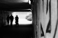 Tunnel (doctorspider42) Tags: analog film 35mm bergger pancro 400 canon eos 50e kodak d76 homemade