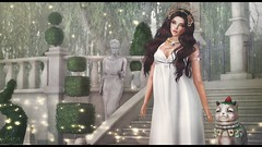 Baroque garden (Hara ♥) Tags: kumuckyhara secondlife lootbox 22769~bauwerk 22769 spell comet sintiklia chain valentinae