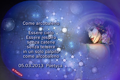 Come arcobaleno (Poetyca) Tags: featured image riflessioni poesia sfumature poetiche