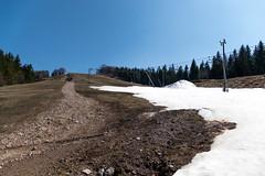 On traverse les pistes de ski de La Bresse (Πichael C.) Tags: weekend vosges 88 lorraine tourisme randonnée vacances montagne nature paysages on traverse les pistes de ski la bresse