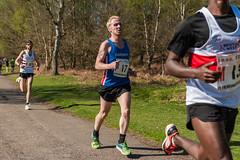 DSC_1289 (Adrian Royle) Tags: birmingham suttoncoldfield suttonpark sport athletics running racing action runners athletes erra roadrelays 2017 april roadracing nikon park blue sky path