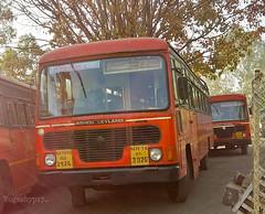 Nrusinhwadi - Sawantwadi (yogeshyp) Tags: msrtc maharashtrastatetransport msrtcparivartanbus sawantwadidepotbus sawantwadist nrusinhwadisawantwadistbus
