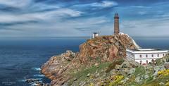 Faro cabo Villano (jetepe72) Tags: cabo faro costa de la muerte galicia coruña mar