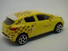 MAJORETTE RENAULT CLIO MK4 SPORT NO3 1/64 (ambassador84 OVER 7 MILLION VIEWS. :-)) Tags: majorette renaultcliosport diecast
