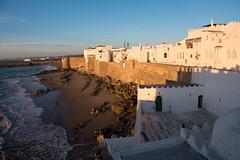 Sunset at Asilah (San on Lion Rock) Tags: morocco travel cycling 踩單車 旅行 摩洛哥 asilah sunset assilah