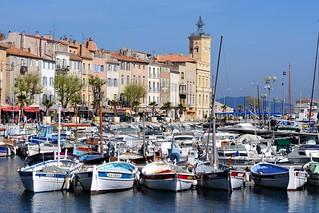 La Ciotat / Cinq barques / Five boats