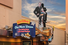 Walt's One Man's Dream (Michael Billick) Tags: wdw orlando photography amusementparks disneyphotoblog disneyworld disneyphotography disneyparks florida hdr kissimmee nikon waltdisneyworld disneyhollywoodstudios onemansdream mickeymouse waltdisney nikond810