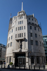 'This is the BBC...' (The Crewe Chronicler) Tags: bbc broadcastinghouse london canon canon7dmarkii