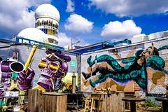 20170420-XT200807 (marco.kaiser) Tags: fujixt20 fujix fuji xseries xf1855mm xt20 berlin teufelsberg streetart graffiti