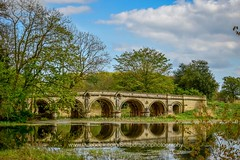 Brocklesby Park, Lincolnshire (c9mpc) Tags: stately regal history building listed capabilitybrown ulceby grimsby tranquil tranquility rural historic uk stone arches water english heritage lake brocklesby yarborough estate newsham bridge lord earl secluded arch river lincolnshire beautiful