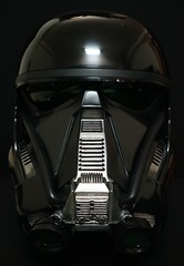 Death Trooper (Dean Hartmann) Tags: starwars anovos helmet prop props movie rogue one