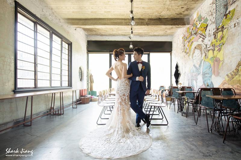 婚紗,婚攝鯊魚,自助婚紗,Alisha&Lace愛儷莎和蕾絲法式手工婚紗,婚紗推薦