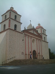 Mission Santa Barbara - 1786(1) (Kevin J. Norman) Tags: california spanishmission missionsantabarbara
