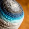 116/365 - Wool cake (phil wood photo) Tags: 2017 2017photofun 365 blue cake day116 grey productphotography square wool