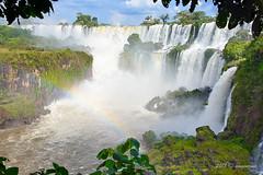 (Angela MGM) Tags: parquenacionaliguazú brasil argentina iguazú naturaleza landscape paisaje agua cascada viaje lugares travel natural