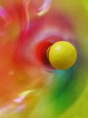 Motion blur : Spinning Pinwheel (tomquah) Tags: macromondays intentionalblur motionblur colors spin mill pinwheel tomquah huaweimate9 huaweisg hues vivid toy roundandround