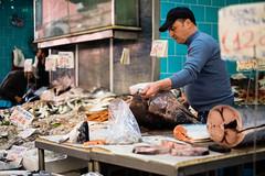 Mercato Pignasecca (Marco Monzio C.) Tags: napoli naples italia italy campania sud south mercato market pesce fish pignasecca street