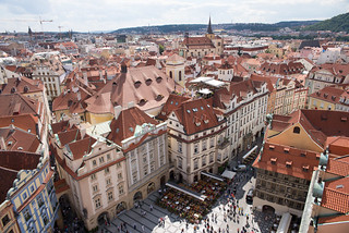 Prague, Czech Republic - Old Town Plaza