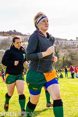 2017:03:25 13:01:34 (serenbangor) Tags: 2017 aberystwyth aberystwythuniversity bangoruniversity seren studentsunion undebbangor varsity rugby rugbyunion sport womens