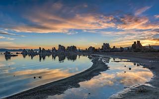 *Mono Lake @ Golden Hour*