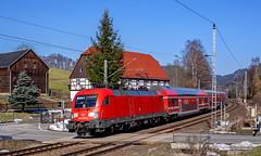 182 019-0 - Kurort Rathen - 05.03.2013 - S 37727, Meißen - Bad Schandau (Thomas J. Konz) Tags: taurus rathen 182 elbtal sbahn