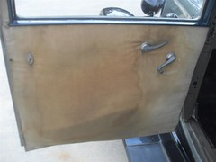 29ChevyModelAC_0k_door_panel (Monaco Luxury) Tags: original barn 5 pass international chevy drives runs ac coupe find completely 1929