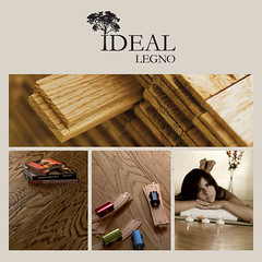 THE COMPANY (IDEALLEGNO srl) Tags: wood home mosaic parquet company production leader flooring tavolato