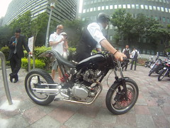 Gentleman Biker's Taipei (pommes king) Tags: summer king metro rally taiwan pommes taipei gentleman bikers stijn 2013 deferm