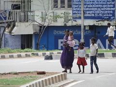 Mysore, Karnataka road safety demonstration corridor