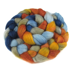 Farnsworth - SWBFL (Into The Whirled) Tags: wool silk merino spinning fiber bfl itw masham intothewhirled