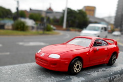 car toy toyota supra diecast