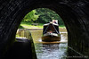 The Darkie (Stephen Whittaker) Tags: water boat nikon tunnel chirk d5100 whitto27
