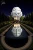 Bahá'í House of Worship (Frank Kehren) Tags: park night canon temple illinois unitedstates fisheye f8 wilmette 815 lindenavenue canoneos5dmarkii ef815mmf4lusm canonef815mmf4lusm baháíhouseofworship