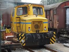 HTB Diesel shunterlocomotive of the Hespertalbahn. (Franky De Witte - Ferroequinologist) Tags: de eisenbahn railway estrada chemin fer spoorwegen ferrocarril ferro ferrovia