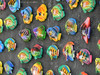 colors of fish (ariel gitana) Tags: fish seascape macro colors digital boat philippines pinay seashore pinoy pinas bangka kalibo isda boracayisland bestlandscape bridgecamera philippineisland kodakero manocmanoc teampinas nikoncoolpixp100 splendidlandscape