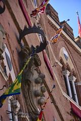 La mattina del Palio (Antonio Cinotti ) Tags: city italy nikon italia flag sienna flags tuscany siena toscana palio citt medioevo middleage bandiere contrade palazzopubblico paliodisiena nikond7100