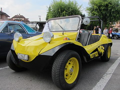VW Buggy Ritter (v8dub) Tags: auto old classic car vw bug schweiz switzerland automobile suisse beetle meeting voiture cox oldtimer oldcar buggy oldcars collector käfer coccinelle ritter kever aircooled youngtimer wagen pkw klassik châtelstdenis