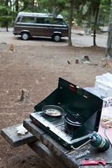 My Campsite (pb) Tags: camping oregon meetup clearlake mthood metafilter mefi