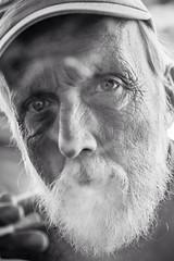 The eyes behind the smoke (Giulio Magnifico) Tags: portrait eyes cigarette smoke streetphotography streetportrait streetlife soul udine nikond800 nikkormicro105mmafsvrf28