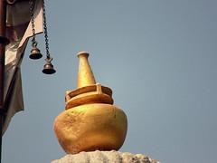 Goldene Türmchen. Adinatha-Tempel,  Ranakpur.