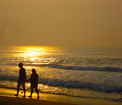 eaCh OtheR (rabidash*) Tags: sunset sun india colour love beautiful beauty sunrise photography amazing cool fantastic sand great creation dash excellent greatshot click colourful lovely orissa rabi rabindra sunsand rabidash rabidashonflickr odisha puriseabeach rkdash
