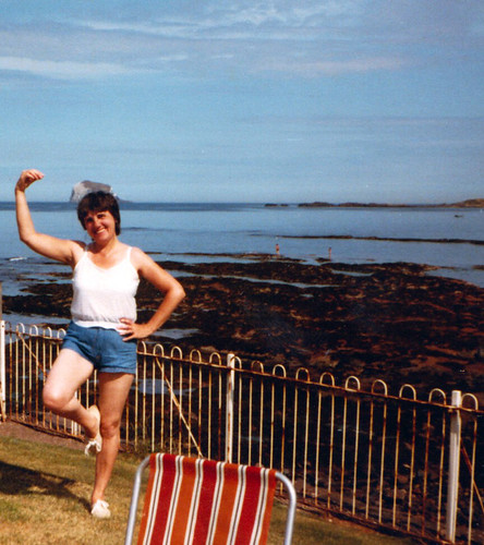 Jean Hart North Berwick 1970s